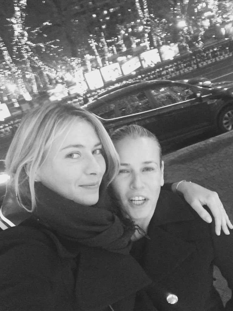 Three things you wouldn't put together in one sentence...Moscow, @chelseahandler and me https://t.co/Tak520vr6U