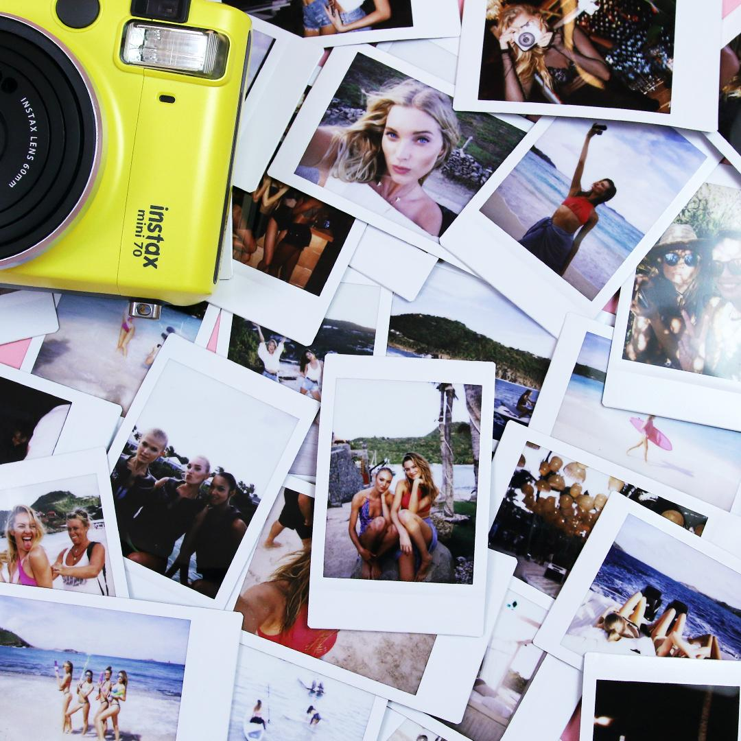 So many memories…can we go back now?  ???? @Instax #myinstax #VSSwimSpecial https://t.co/EnFIh723JC