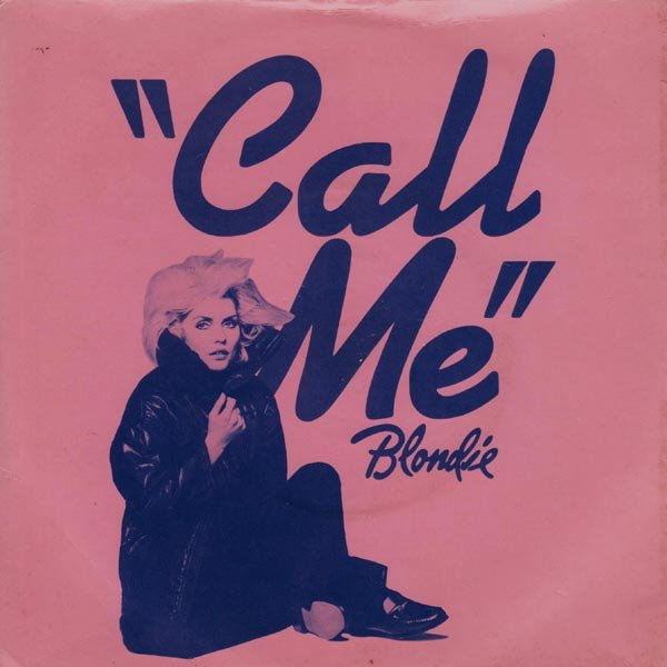 "Our ""Call Me"" single was released 36 years ago today on February 1, 1980. https://t.co/tjLpCIZv3X"