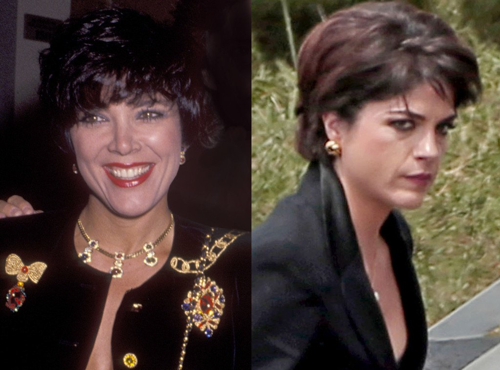 Why Kris Jenner surprised Selma Blair as she filmed The People v. O.J. Simpson: