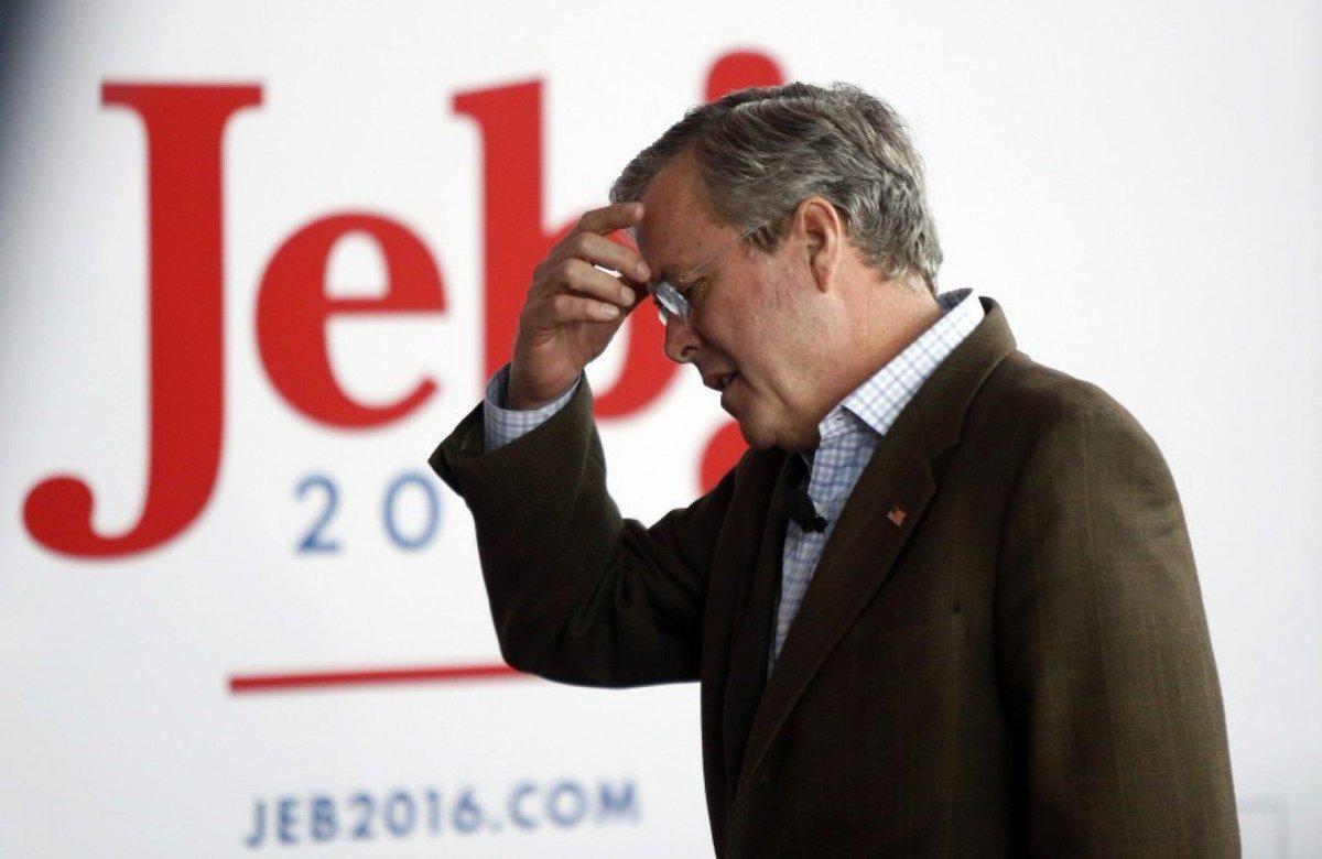 REALLY? Bush Spent $65 Million in Iowa & Set To Get 4,600 votes. That's ~$15,000 A Vote #uspoli #IowaCaucus #GOP https://t.co/3Lsu3xeUBZ