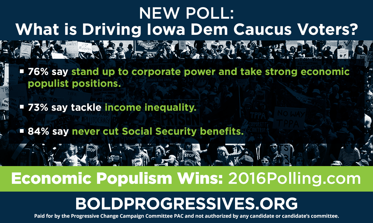Why so close? 73% of #IowaCaucus Dems based their vote on candidates' willingness to tackle #IncomeInequality. https://t.co/uedRkRHLzk