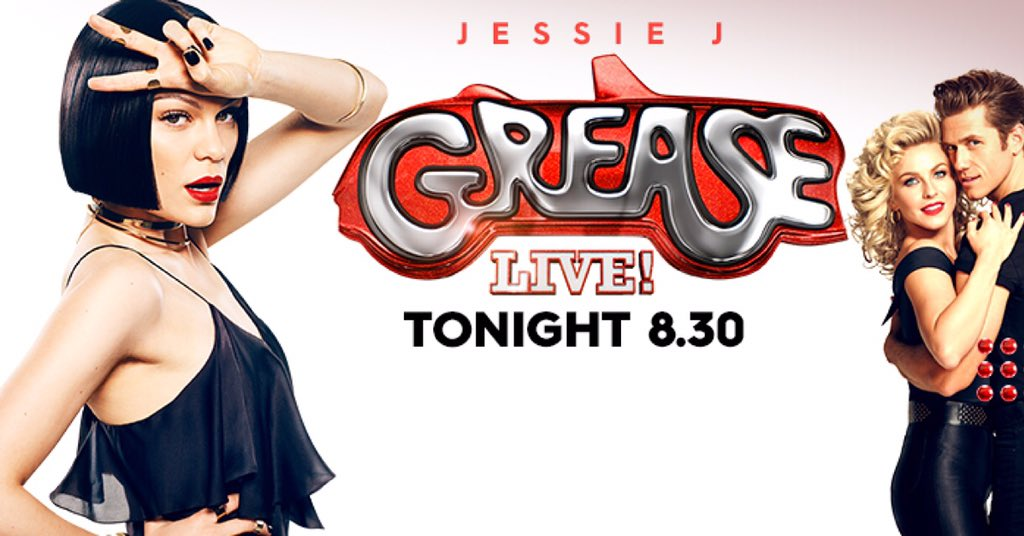 #9GreaseLive premieres TONIGHT in Australia - 8.30pm on @Channel9! https://t.co/eDs0RC91Rw