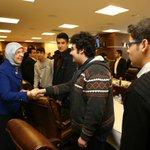 AK Parti Denizli İl Gençlik Kolları Başkanı @avmelihserim ve beraberindeki AK-Lis Denizli teşkilatımızı ağırlıyoruz. https://t.co/gesoZyqFif