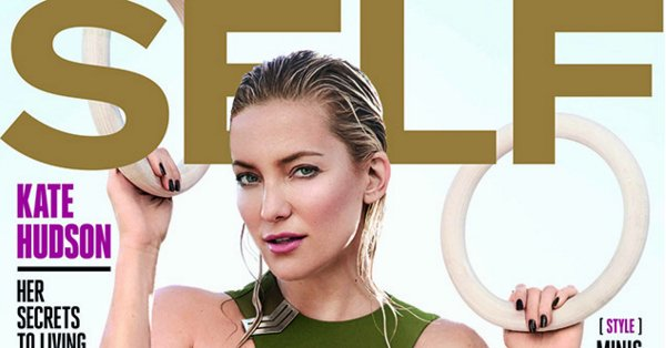 Kate Hudson reveals her secrets to healthy living: