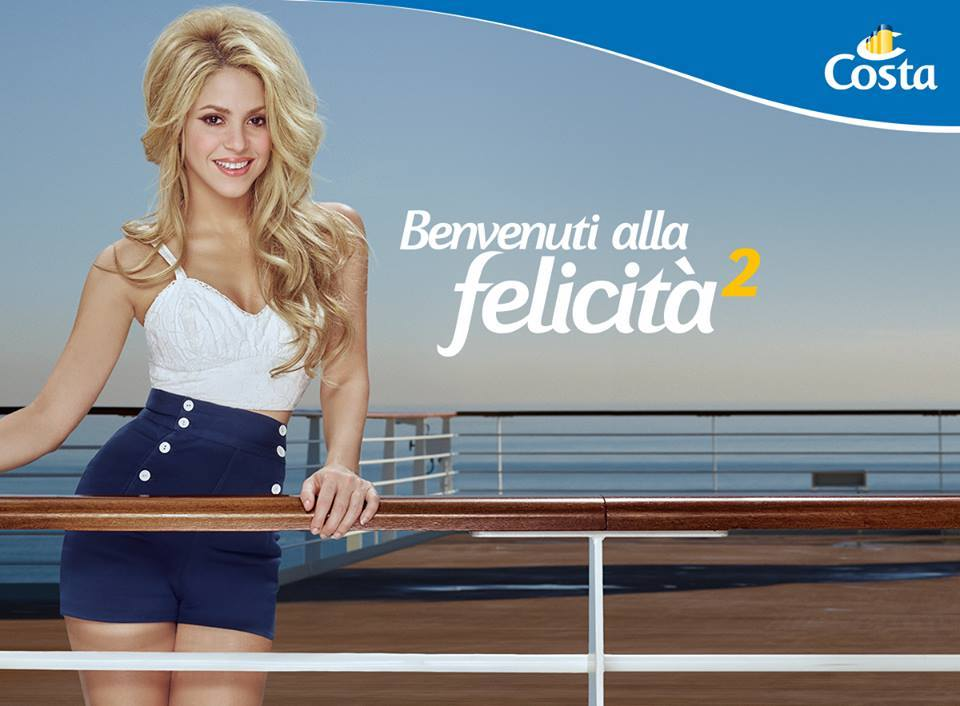 ¡Felicidades a @Shakira, la reina de la #FelicitàAlQuadrato! https://t.co/Eui5gSeUmF