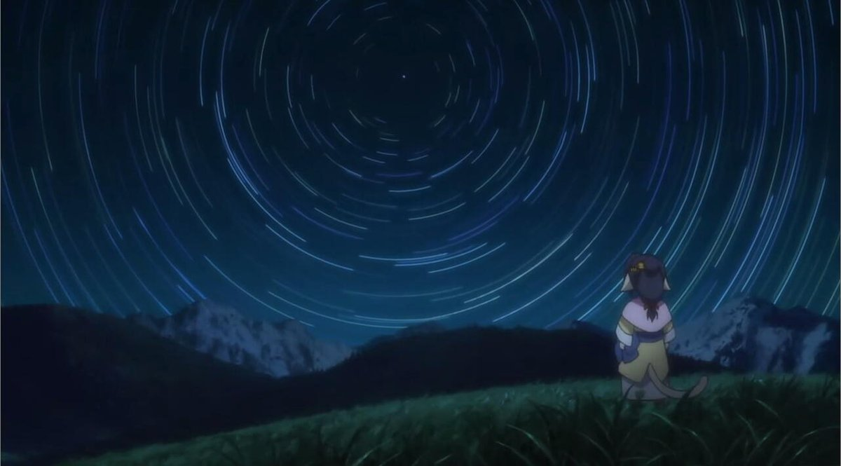 地平の彼方へと流れ消える静かに訪れる色なき世界全ての時を止め眠りにつく運命(さだめ)by クオンcv種田理沙#うたわれ
