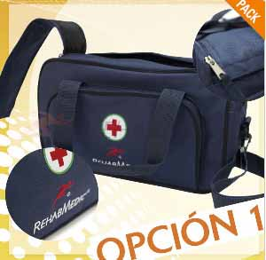 SORTEO ¡Consigue 1 botiquín con productos RehabMedic! 1-RT 2-Sigue a @Rehab_Medic Más info: https://t.co/vFahbbmkHB https://t.co/2ex5ONGcOz