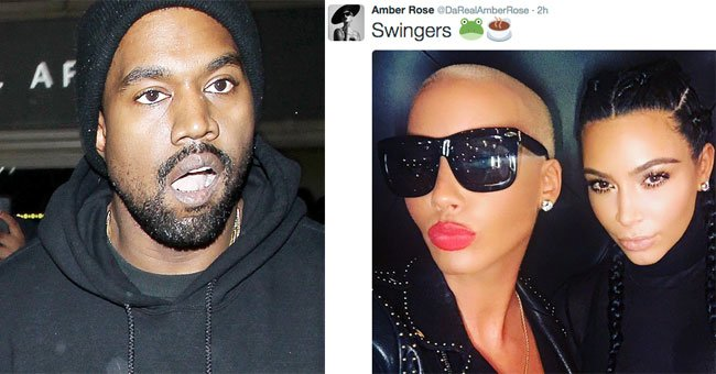 WHAT?! This snap of Amber Rose and Kim Kardashian sends Instagram into MELTDOWN