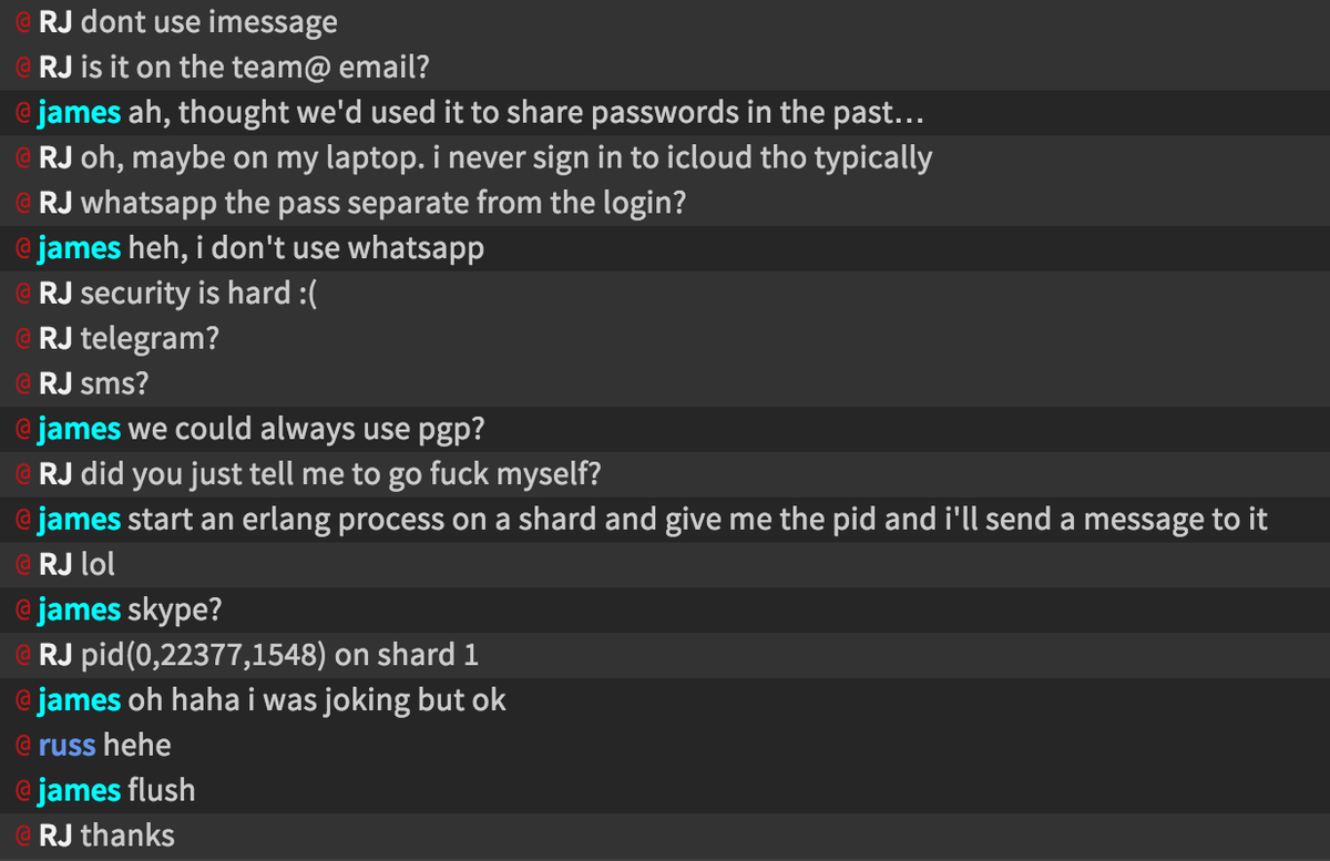 Securely sharing passwords, 2016 edition https://t.co/5R7AW0JvrF