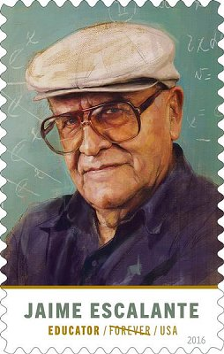 Educator Jaime Escalante Featured in New U.S. Postage Stamp: https://t.co/8Qm0Xvyul1 #Latism #STEM #TeacherEd https://t.co/OXTHTCBf3P