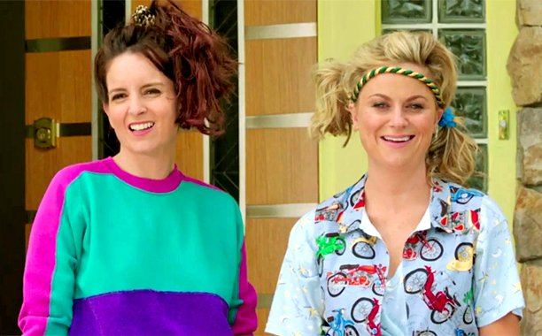 Exclusive: See Tina Fey & Amy Poehler in a deleted scene from @SistersMovie: