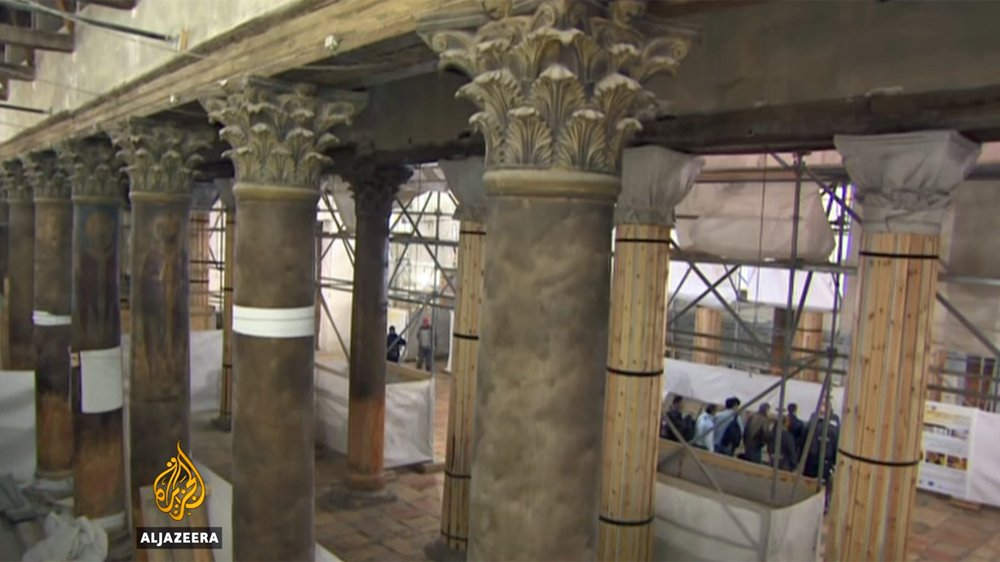 Birthplace of Jesus gets first makeover in 1,500 years