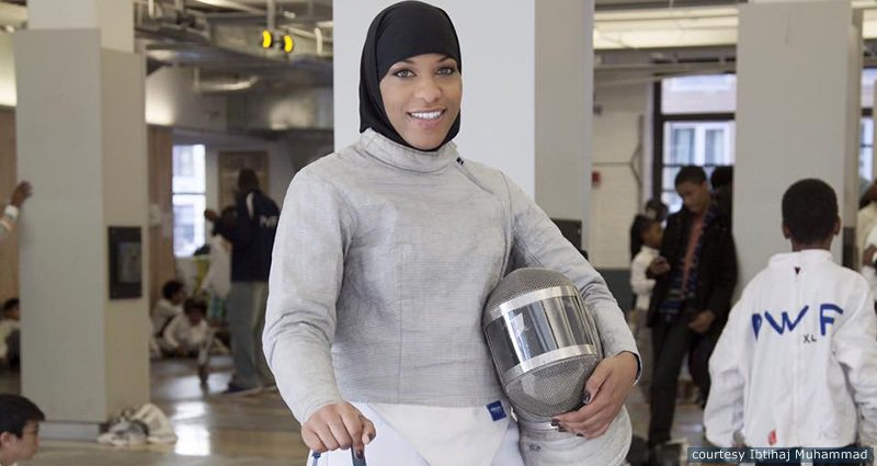 Woo! Fencer @IbtihajMuhammad qualifies for Olympics, set to make history even before scoring https://t.co/RYoZIl95wL https://t.co/1OD2Rum5LW