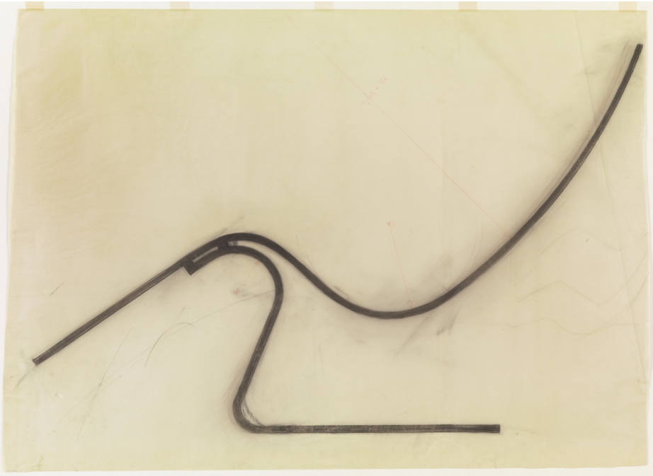 From the @MuseumModernArt collection online: one of Mies' early reclining chair sketches: https://t.co/RjnAcCOfjp https://t.co/OV2cxFv5JU