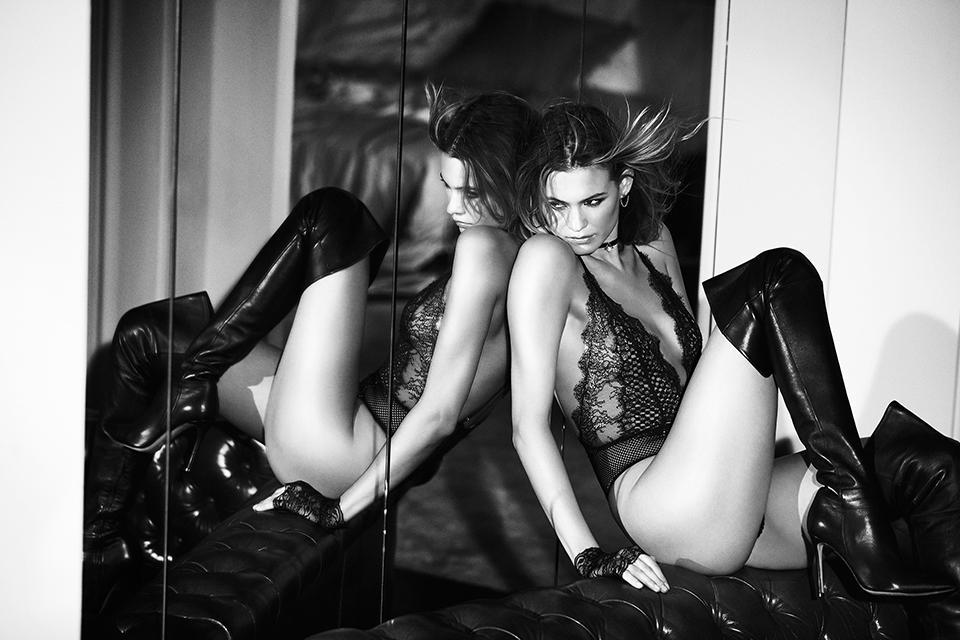 Seeing double… @BeePrinsloo is twice the bombshell in new Very Sexy.  ???? #LoveMeMore https://t.co/wAxhFtYhJV https://t.co/9UNFPXIuvM