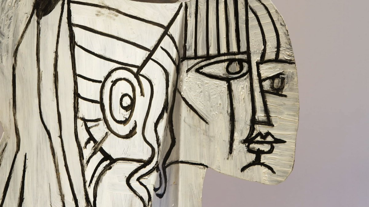 """Take a tour of @MuseumModernArt's """"Picasso Sculpture"""" exhibition, on view through this week: https://t.co/KYsCYkSUud https://t.co/9458I7o4sE"""