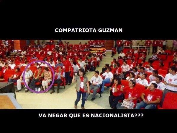 Julio Guzman y su participación en evento de partido Nacionalista. Será el candidato de Nadine? https://t.co/xGjaaqqDYw