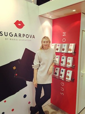 RT @CandyandSnack: .@MariaSharapova adds 4 chocolate bars to her Sugarpova Candy line, via @baronchocolates https://t.co/xFDd7kl2Bo https:/…