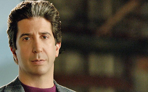 David Schwimmer on his talk with Kris Jenner for ThePeoplevOJSimpson: