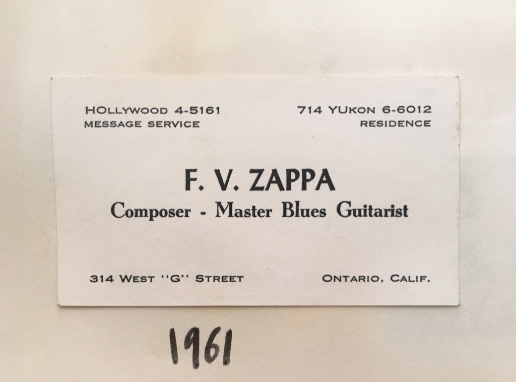 My dad's Buisness card from 1961. https://t.co/hsIGbVV2S4