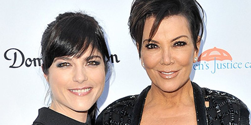 Selma Blair on playing Kris Jenner in