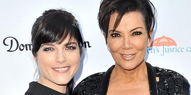 Selma Blair on playing Kris Jenner in