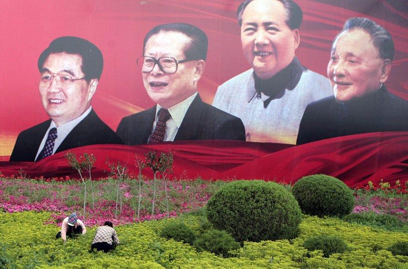 核心」化する習近平──毛沢東や鄧...