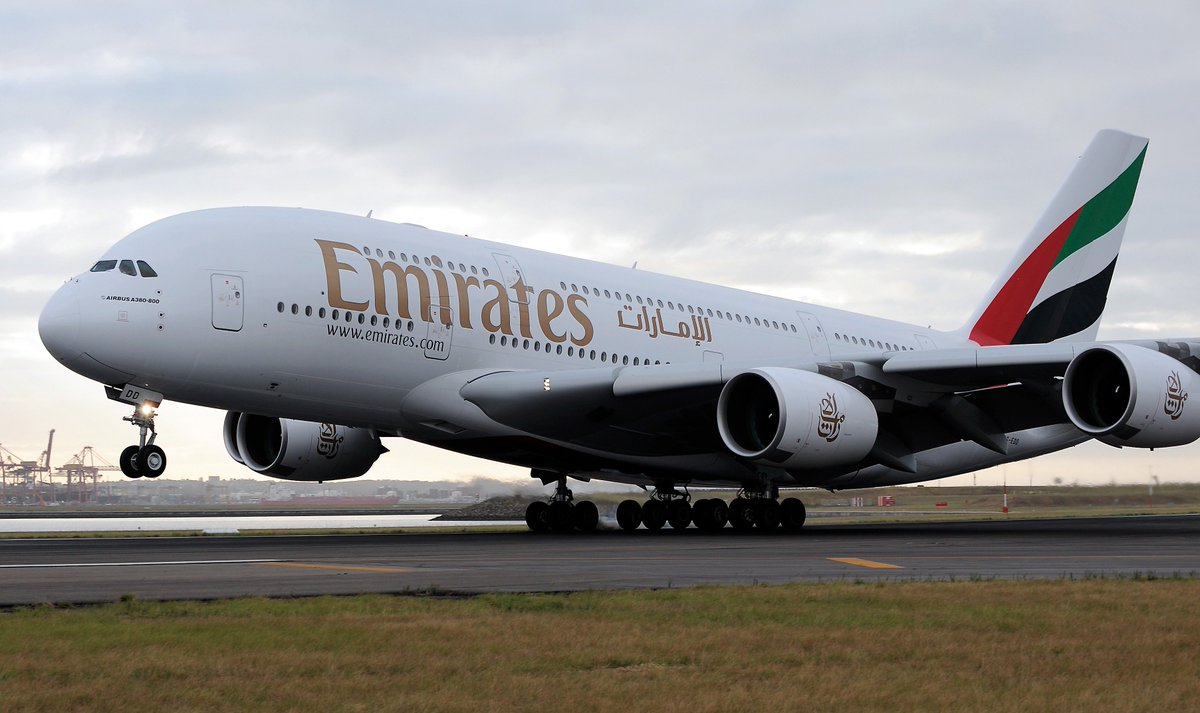 RT @UAEEmbassyUS: .@Emirates upgrades @DubaiAirports-Washington, DC @Dulles_Airport service w/ @Airbus A380 https…