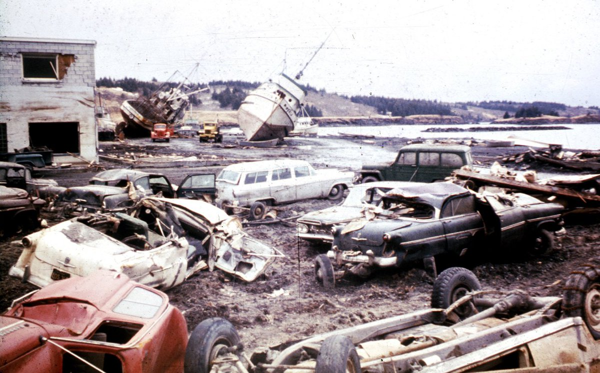 Scientists solve mystery of deadly 1964 Alaska tsunami