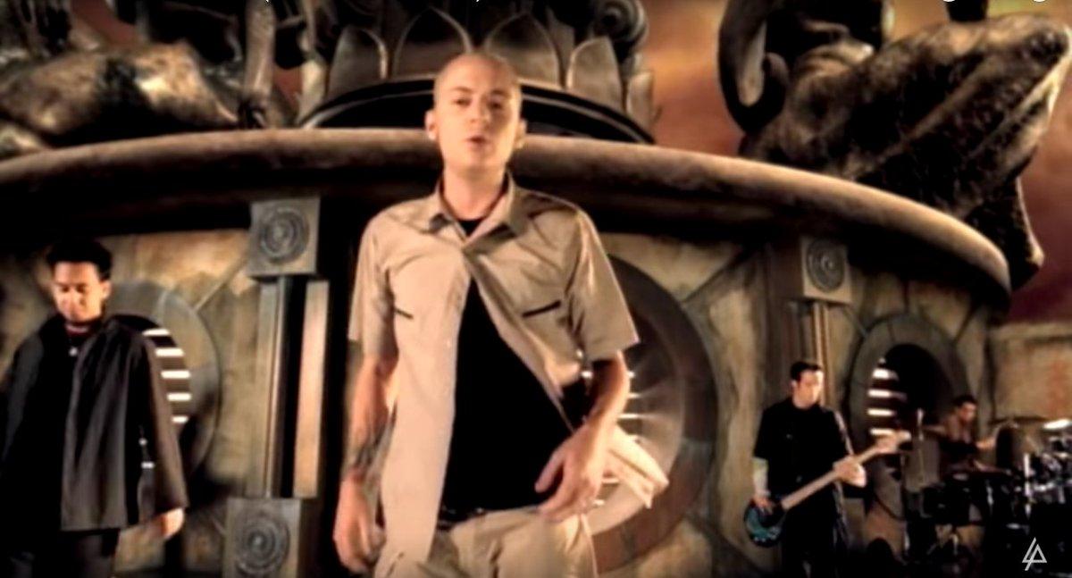 test ツイッターメディア - LINKIN PARK/リンキンパーク 『In The End』  PVは、2002年のMTVビデオ・ミュージック・アワードで「ベスト・ロック・ビデオ」を受賞した作品。CG中心‥ https://t.co/y5ll4NwHkW … https://t.co/tlABzHFfza