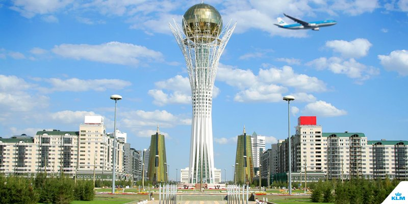 Astana in Kazakhstan is the 8th new destination in our summer schedule of 2016.