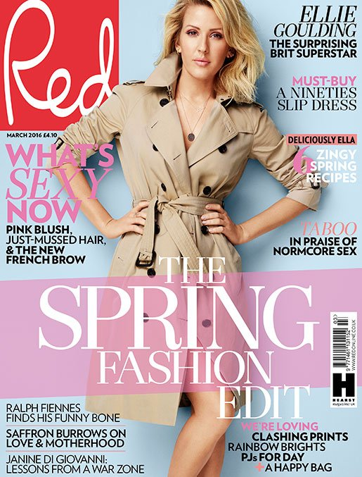 10 reasons to buy our shiny new March issue, starring @elliegoulding https://t.co/wwdsOCeiCR https://t.co/KhvKHIQSpB