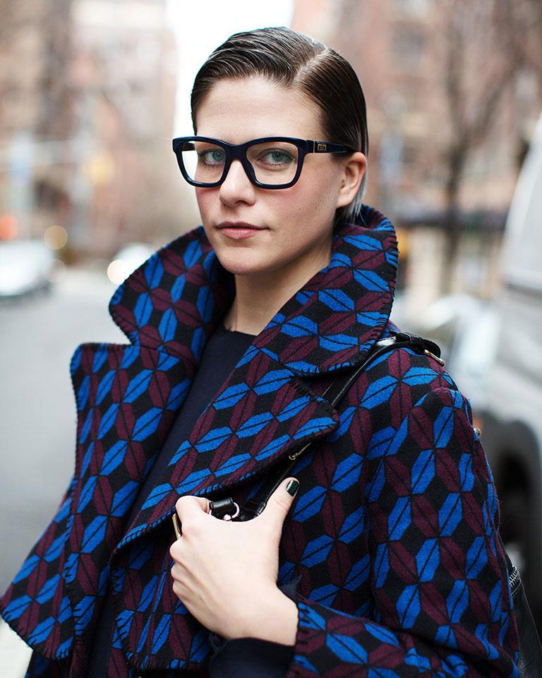 On the Street...Greenwich Village, New York. Shot for Faces by The Sartorialist https://t.co/wulEf4A5pz