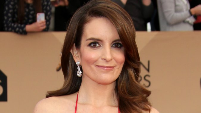 Tina Fey's production company inks first look deal with Universal