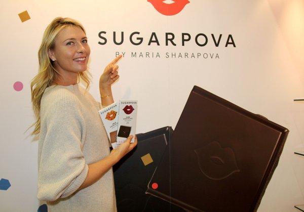 RT @WTA: ???? ???? ????  @MariaSharapova's @Sugarpova Premium Chocolates will hit shelves in May--> https://t.co/tlwa8TKlj7 https://t.co/6p9KcXZSFa