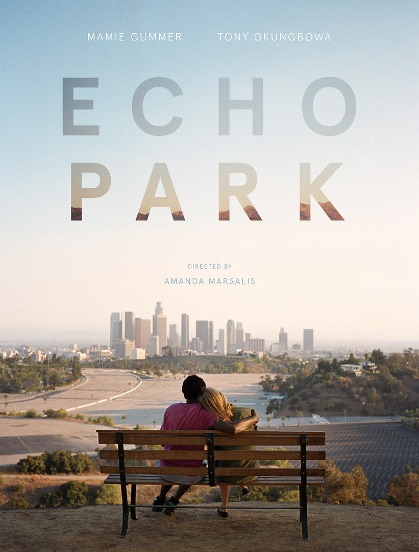 Thrilled to share that @amandamarsalis' Echo Park will be distributed by @AVAETC's @ARRAYNow https://t.co/c0tAYygaI1 https://t.co/b4sGTqvllb