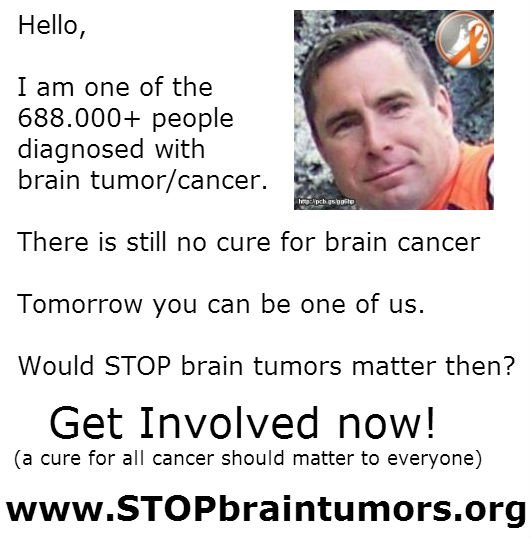 Today #WorldCancerDay is my birthday. Please share this picture  & support it @STOPhersentumor #BrainTumorThursday https://t.co/uUfs7ra5qt