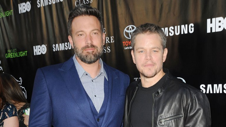 Ben Affleck, Matt Damon Drama 'Incorporated' Picked Up to Series at Syfy