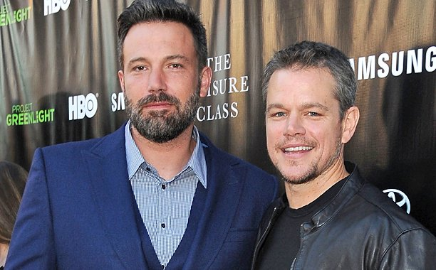 Syfy orders Matt Damon-Ben Affleck drama 'Incorporated' to series: