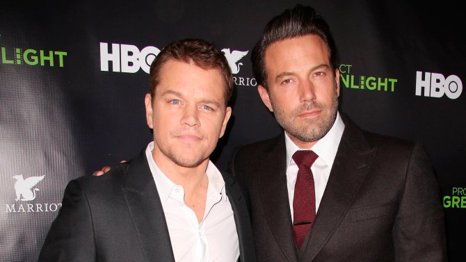 .@BenAffleck and Matt Damon's futuristic series 'Incorporated' picked up to series at @Syfy