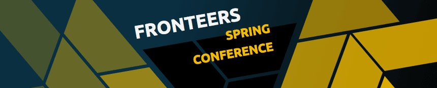Join us for Fronteers Spring Conference on April 1! → https://t.co/PSReFX57cF https://t.co/CQyy4VMyX0