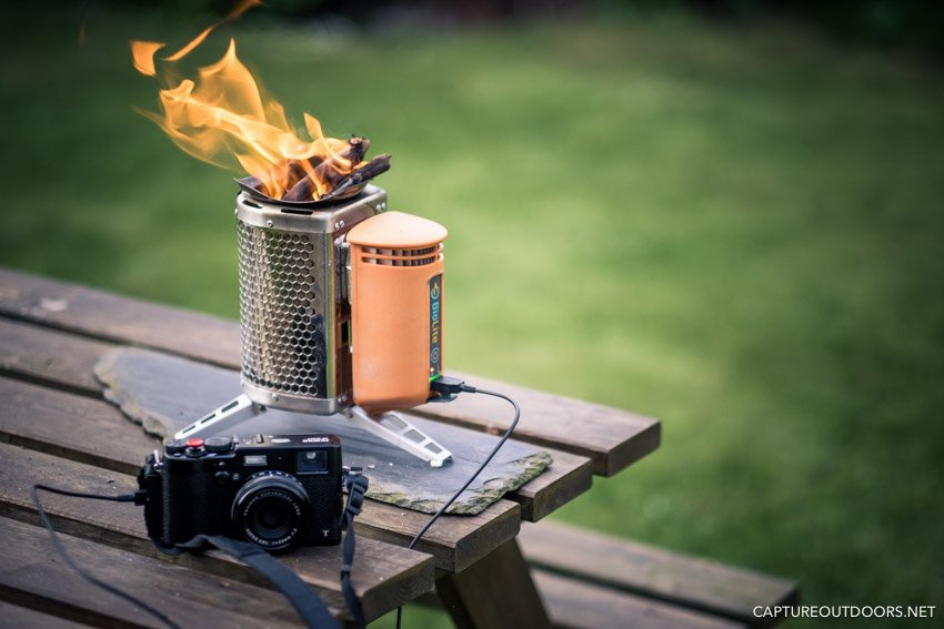 Is the Biolite Stove the ultimate in Outdoor Cooking? https://t.co/kukmcysF1T https://t.co/VPFbQ07Tqq