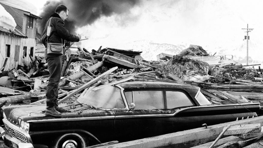 Scientists solve 50-year-old mystery of Alaska tsunami  via @fxnscitech