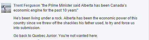 @JustinTrudeau @RachelNotley  What Alberta REALLY THINKS ! https://t.co/Vq8p6E2bHz
