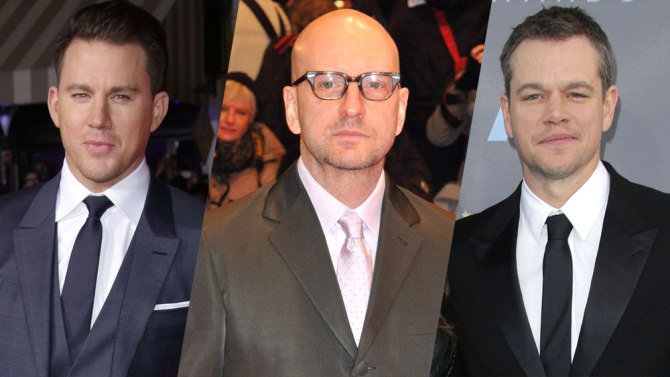 Steven Soderbergh is coming out of retirement for Matt Damon and Channing Tatum (EXCLUSIVE)