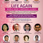 RT @rameshlaus: . @ikamalhaasan , @IamJagguBhai , @mamtamohan and @igautami will be attending a Cancer Awareness event in Dallas,TX https:/…