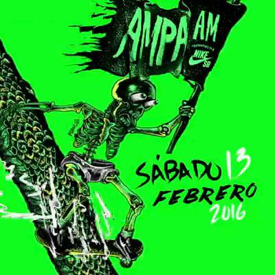 #AMPA2016 Cada vez más cerca #AMPAam2016 qué sorpresas nos traerá en ésta ocasión? Presentado por @NikeSBMexico https://t.co/HLLqLYIKI4
