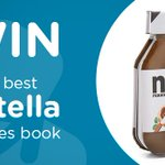 Its #FreebieFriday & World Nutella Day! RT & follow for a chance to win this Nutella cookbook. Ends 23:00 5/2 https://t.co/oBZViSXiTg