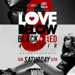 The Triangles next big move --> #TheLoveBelow: The Black and Red Affair Saturday @ Mirage! https://t.co/rtFuHVYFws